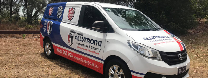 Allstrong vehicle